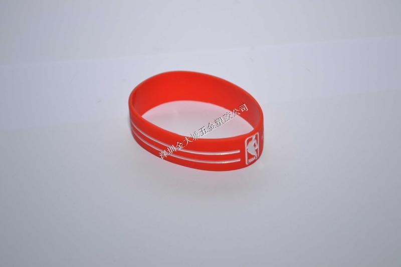NBA硅胶手环