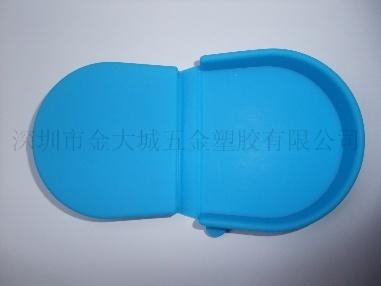 硅胶名片盒子